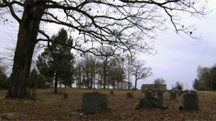 The Clover graveyard