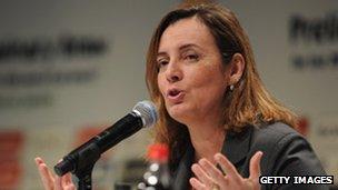 Marcia Lins, Rio de Janeiro Sports Secretary
