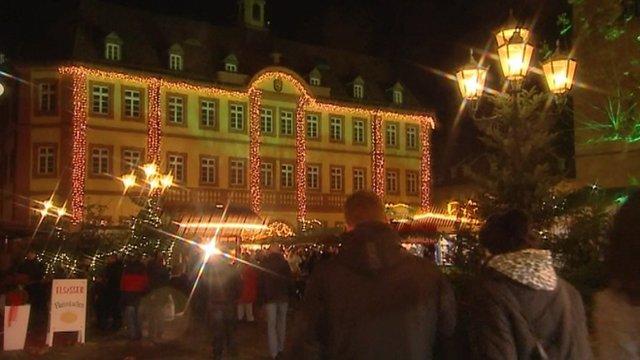 Christmas Market in Neustadt an der Weinstrasse
