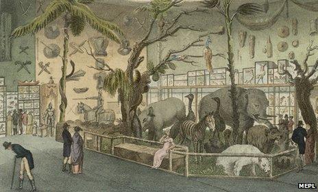 Bullock's Museum
