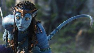 Scene from Avatar