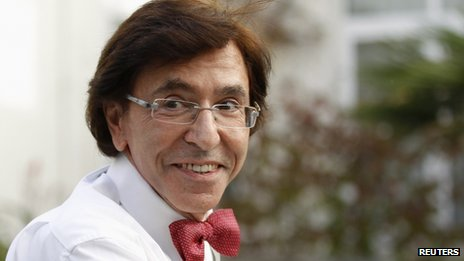 Elio Di Rupo in Brussels, 30 November
