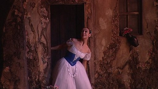 Dancer at the Mariinsky theatre