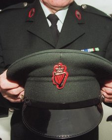RUC officer
