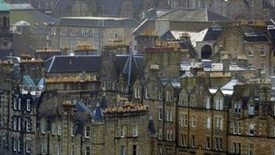 Edinburgh buildings