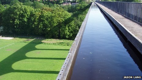 Pontcysyllte Aqueduct