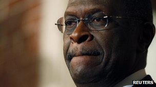 Herman Cain 30 November 2011