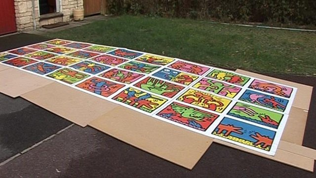 The largest commercially available jigsaw puzzle