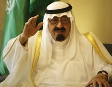 King Abdullah