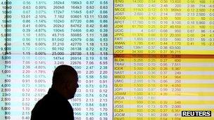 Stock market listing