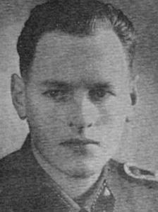 Louis Feutren, from a wartime photo