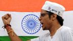 Anti-corruption campaigner in India