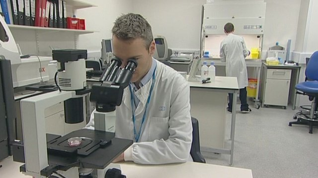 Stem cell trial in Bristol