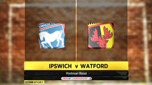 Ipswich 1-2 Watford