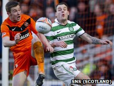 Paul Dixon and Anthony Stokes