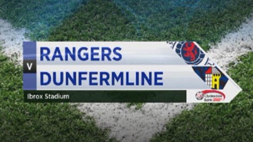 Rangers v Dunfermline