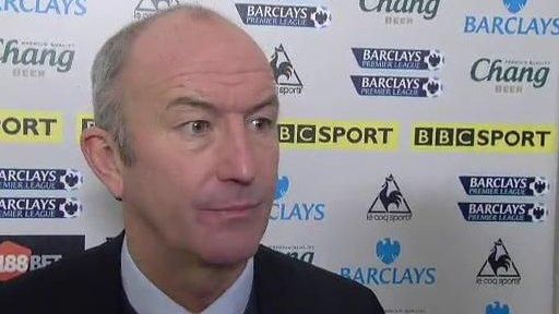 Tony Pulis - Stoke Manager