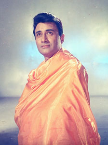 Dev Anand in the 1966 film The Guide (Picture courtesy of Sidharth Bhatia and Navketan)