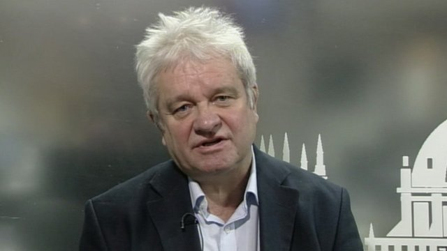 Sir Paul Nurse, CEO of the Francis Crick Institute