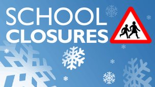 School closures in Birmingham and Black Country.
