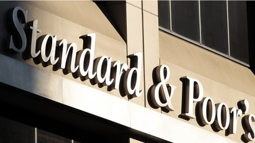 Standard &amp; Poor&#039;s sign