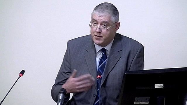 Former phone salesman Steve Nott