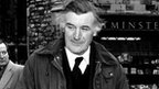 Ted Hughes in 1986
