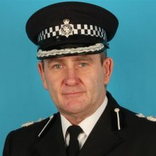 Patrick Geenty, Deputy Chief Constable for Wiltshire Police