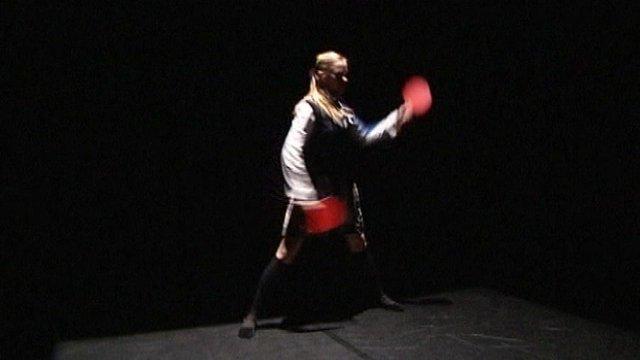 Norwegian dancer