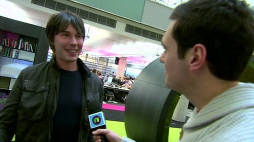 Joe chats to Professor Brian Cox