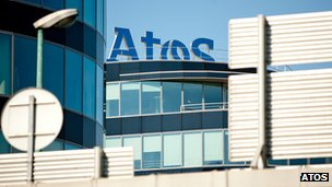 Atos world headquarters