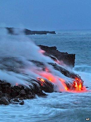 Kilauea (AP)