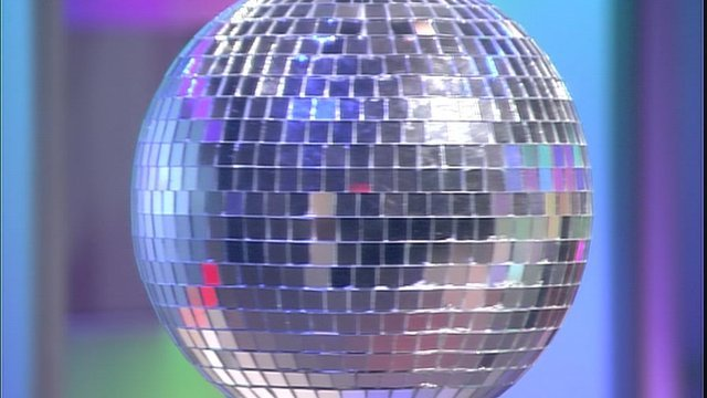 Strictly Come Dancing disco ball