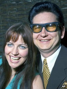 Barbara and Roy Orbison
