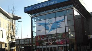 Eagle Market in Derby