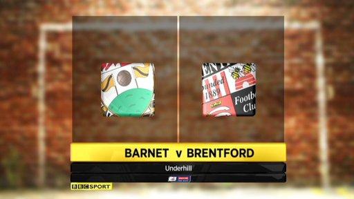 Barnet 0-0 Brentford