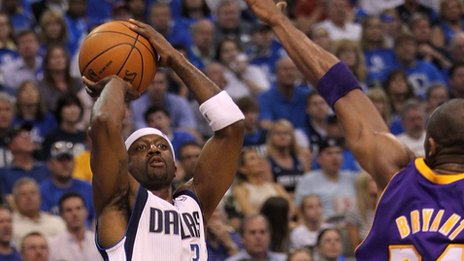 Dallas Mavericks vs LA Lakers