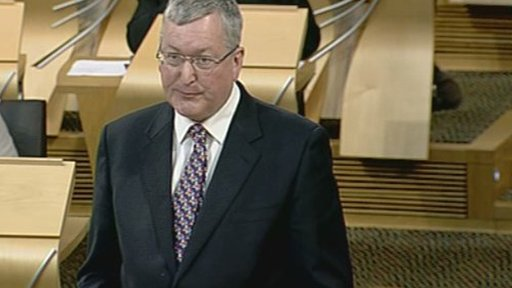 Energy Minister Fergus Ewing