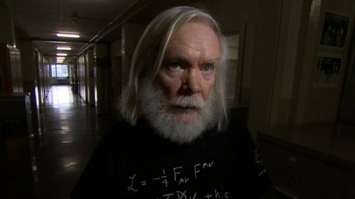 Professor John Ellis