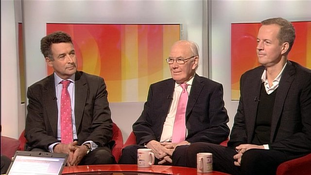 Bernard Jenkin, Sir Menzies Campbell and Nick Boles