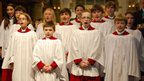 The Town Church Choristers