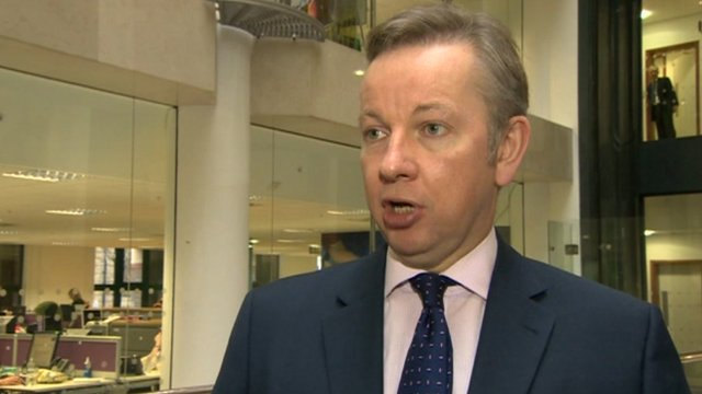Michael Gove MP
