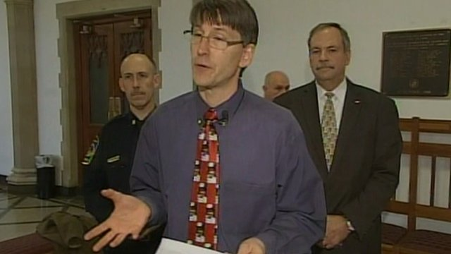 Mark Owczarski, a spokesman for the university