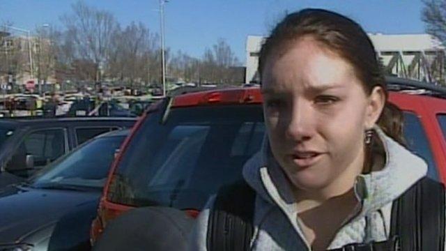 Student Juliet Fielding