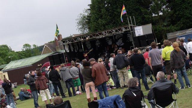 Arley Festival 2011
