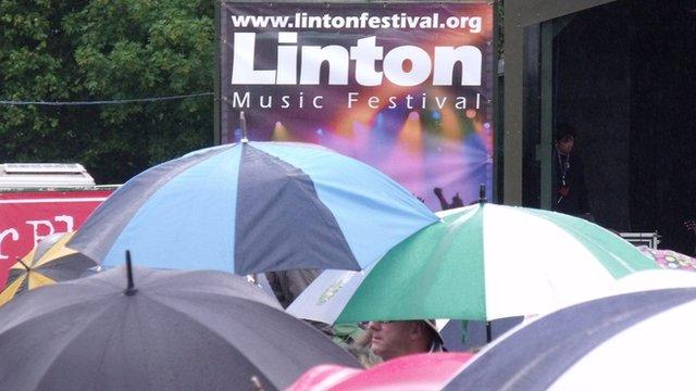 Linton Music Festival near Ross-on-Wye