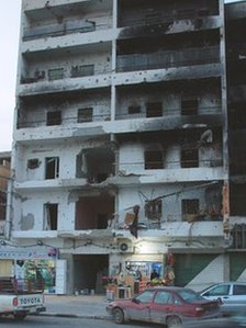 Misrata town centre, November 2011 (Tarik Kafala)