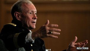 General Martin Dempsey