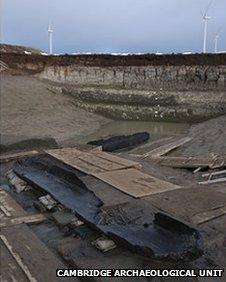 Bronze Age boats