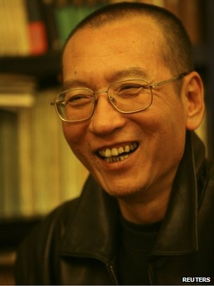 Liu Xiaobo (undated photo)